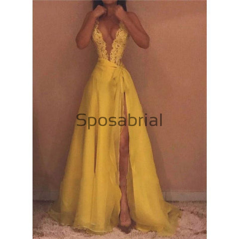 products/A-line_V-Neck_Lace_Yellow_Unique_Hot_Sale_Prom_Dresses_2.jpg