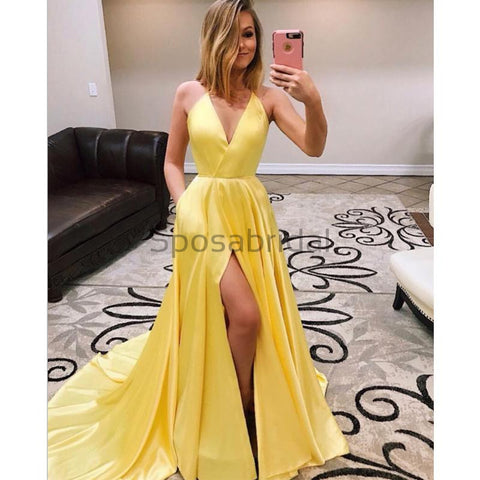 products/A-line_Yellow_Cheap_Side_Slit_Spaghetti_Straps_Simple_Long_Prom_Dresses_4.jpg