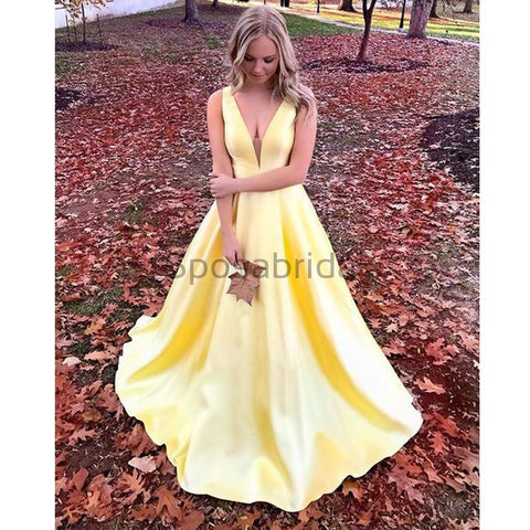 products/A-line_Yellow_V-Neck_Simple_Satin_Modest_Popular_Long_Prom_Dresses_3.jpg