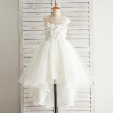 products/Ball_Gown_Flower_Girl_Dress_-_Bateau_Sleeveless_Hi-Lo_White_with_Lace-1.jpg