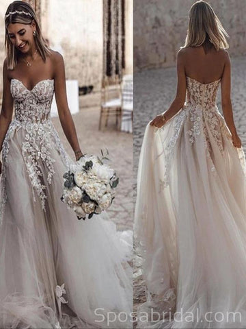 products/Beach_A_Line_Tulle_Applique_Floor_Length_Wedding_Dresses_Sweetheart_Strapless_Sleeveless_Backless_Zipper_Wedding_Gowns.jpg