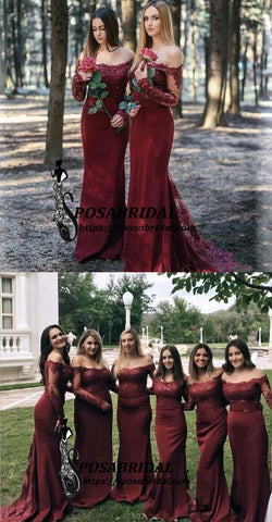 products/Best_Cheap_Modest_Sexy_Unique_Mermaid_Burgundy_Off_Shoulder_Long_Sleeves_Hot_Sale_Elegant_Discount_Bridesmaid_Dresses_WG263_2.jpg