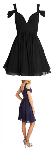 products/Black_Navy_A-Line_Straps_Pink_Short_Chiffon_Homecoming_Dress_Off_the_Shoulder_Bridesmaid_Dresses_WG258.jpg