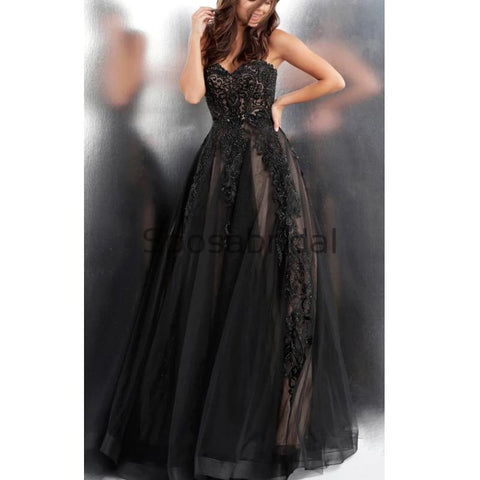 products/Black_Tulle_Lace_A-line_Strapless_Unique_Modest_Long_Party_Prom_Dresses_1.jpg