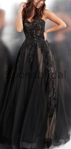 products/Black_Tulle_Lace_A-line_Strapless_Unique_Modest_Long_Party_Prom_Dresses_2.jpg