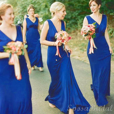 products/Blue_Elegant_Formal_Beautiful_Spandex_V-neck_Neckline_Floor_Length_Sheath_Bridesmaid_Dresses.jpg