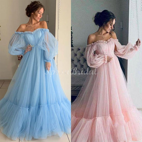 products/Blue_Pink_Tulle_Off_the_Shoulder_A-line_Long_Sleeves_Fashion_Unique_Prom_Dresses_2.jpg