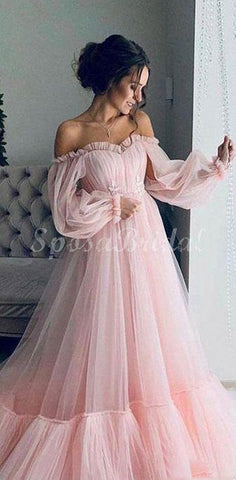 products/Blue_Pink_Tulle_Off_the_Shoulder_A-line_Long_Sleeves_Fashion_Unique_Prom_Dresses_3.jpg