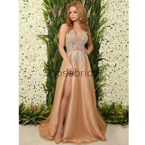 products/Champagne_A-line_Beaded_Long_V-Neck_Elegant_Real_Made_Prom_Dresses_3.jpg