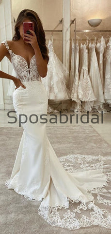 products/CharmingMermaidUniqueLaceVintageLongModestWeddingDresses_1.jpg