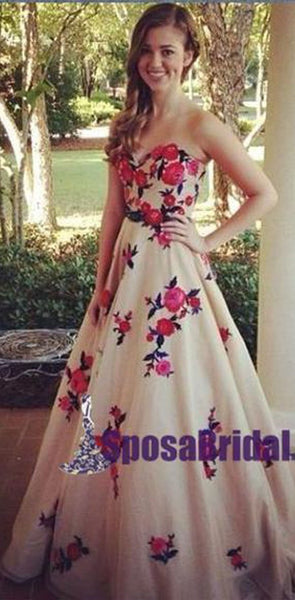 Charming A-Ling Beautiful Most Popular High Quality Real Made Prom Dresses, Fashion Formal Evening Dress, PD0706