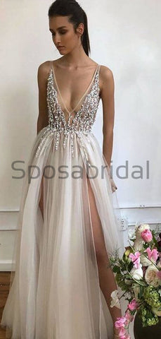 products/Charming_A-line_V-Neck_Silver_Tulle_Sequin_Sparkly_Shining_Elegant_Formal_Modest_Prom_Dresses_2.jpg