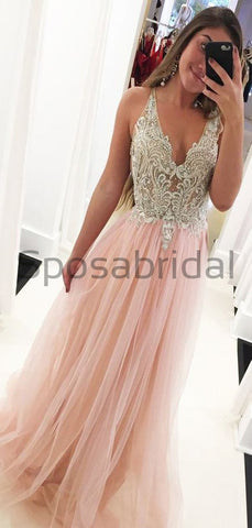products/Charming_A-line_V-Neck_Tulle_Elegant_Formal_Modest_Prom_Dresses_2.jpg