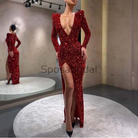 products/Charming_Burgundy_Mermaid_Sparkly_Long_Sleeves_V-Neck_Prom_Dresses_1.jpg