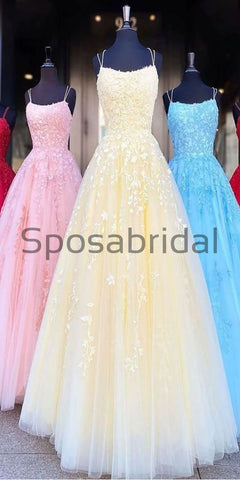products/Charming_Modest_A-line_Straps_Blue_Yellow_Pink_Lace_Long_Prom_Dresses_2.jpg