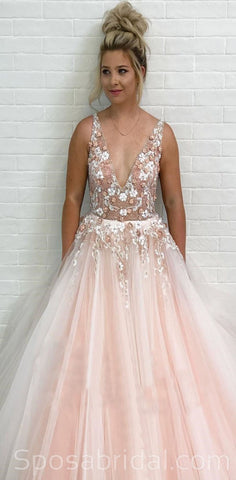 products/Charming_Modest_Pretty_Tulle_V-Neck_Princess_Pink_Long_Prom_Dresses_with_Appliques.jpg