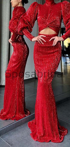 products/Charming_Red_Mermaid_Long_Sleeves_High_Neck_Unique_Cheap_Prom_Dresses_2.jpg