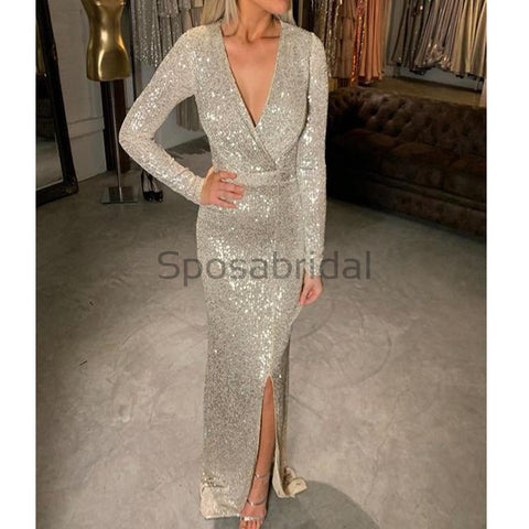 products/Charming_V-Neck_Long_Sleeves_Sparkly_Sequin_Mermaid_Side_Slit_Long_Modest_Prom_Dresses_1.jpg