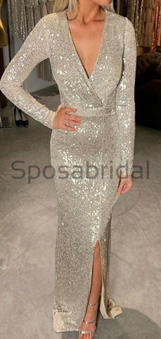 products/Charming_V-Neck_Long_Sleeves_Sparkly_Sequin_Mermaid_Side_Slit_Long_Modest_Prom_Dresses_2.jpg