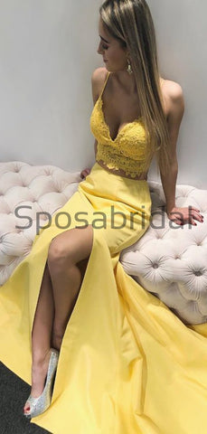 products/CheapTwo_Pieces_Spaghetti_Straps_Yellow_Simple_Satin_Prom_Dresses_with_slit_1.jpg