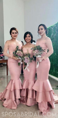 products/Cheap_Blush_Pink_Mermaid_Off_Shoulder_Lace_Applique_Formal_Dresses_Wedding_Guest_Dress_2.jpg
