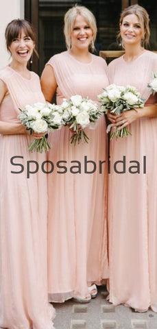 products/ChiffonPinkCheapUniqueRoundNeckLongBridesmaidDresses_2.jpg