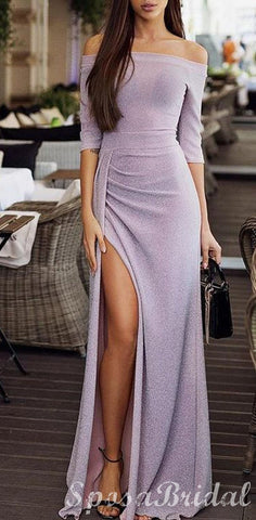 products/Custom_Off_the_Shoulder_Half_Sleeves_Side_Slit_Mermaid_SImple_Long_Prom_Dresses_2.jpg