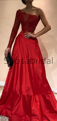 products/ElegantA-LineOne-ShoulderRedModestLongPromDresses_1.jpg