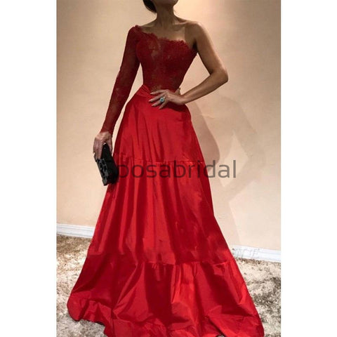 products/ElegantA-LineOne-ShoulderRedModestLongPromDresses_2.jpg