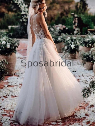 products/ElegantA-LineVNeckTulleLongBeachWeddingDressesWithAppliques.jpg