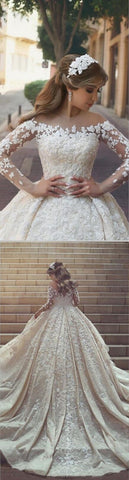 products/Gorgeous_Crystal_Appliques_Wedding_Dress_2018_Tulle_Long_Sleeves_Bridal_Gowns_2.jpg