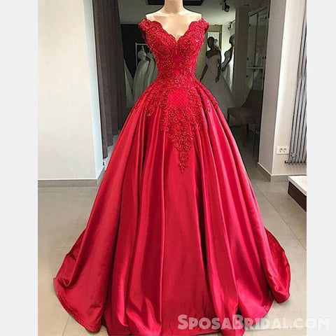products/Gorgeous_Red_lace_Satin_Ball_Gown_Modest_High_Quality_Long_Prom_Dresses_with_beading_2.jpg