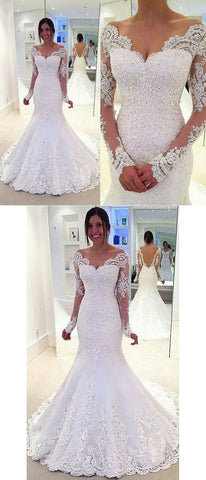 products/Long_Sleeve_Off_Shoulder_Mermaid_Lace_Custom_Wedding_Dresses_Online_WD349.jpg