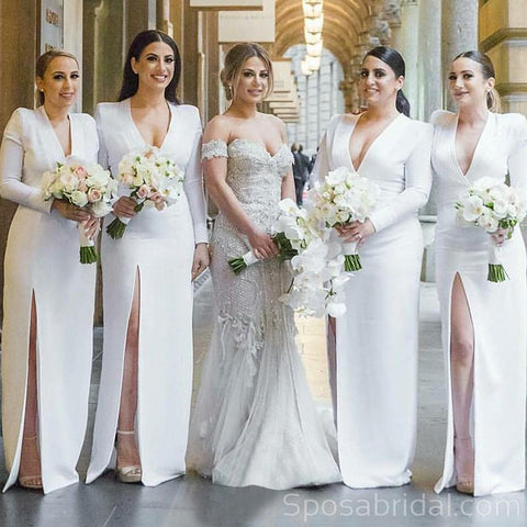 products/Long_Sleeves_V_Neck_Side_Slit_Simple_Elegant_Formal_Modest_Inexpensive_Bridesmaid_Dresses.jpg