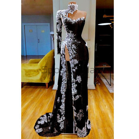 products/Mermaid_One_Shoulder_Black_Formal_Cheap_Modest_Long_Prom_Dresses_with_beads_and_lace_evening_dresses_2.jpg