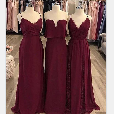 products/Mismatched_Burgundy_Modest_Cheap_Unique_Bridesmaid_Dresses_Popular_Party_Prom_Dresses.jpg