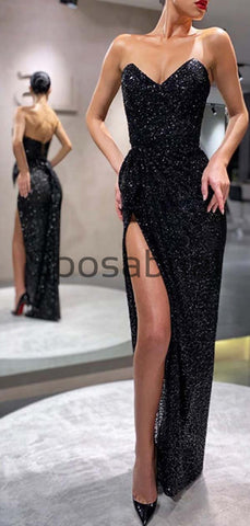 products/New_Arrival_Black_Sequin_Mermaid_Sexy_Strapless_Sleeveless_Split_Prom_Dresses_2.jpg