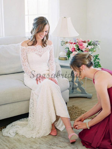 products/Off_Shoulder_Long_Sleeve_Lace_Charming_Wedding_Dresses_DB0168-1.jpg