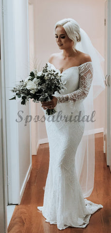 products/Off_Shoulder_Long_Sleeve_Lace_Cutted_Neckline_Mermaid_Wedding_Dresses_DB0166-2.jpg