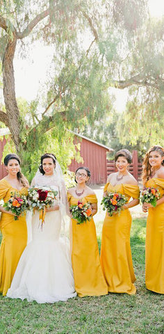 products/Off_the_Shoulder_Yellow_Mermaid_Modest_Elegant_Inexpensive_Simple_Bridesmaid_Dresses.jpg