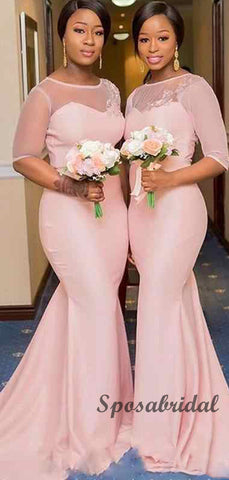products/PinkHalfSleevesMermaidElegantLongBridesmaidDresses_2.jpg