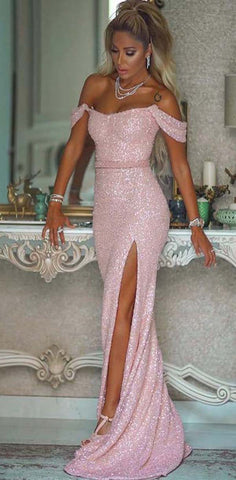 products/Pink_Sequin_Sparkly_Stunning_Off-the-shoulder_Neckline_Floor-length_Mermaid_Prpm_Dresses_2.jpg
