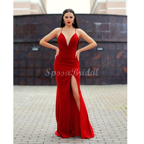 products/Red_Spaghetti_Straps_Sideslit_Mermaid_Modest_Long_Prom_Dresses.jpg