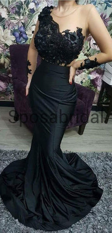 products/Sexy_Elegant_Mermaid_Long_Sleeves_Black_Unique_Long_Modest_Prom_Dresses_3.jpg