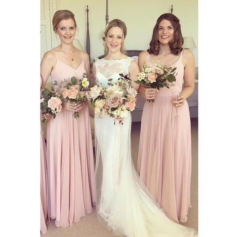 products/Simple_Pink_Straps_V_Neck_Free_Custom_Chiffon_Long_Bridesmaid_Dresses_Wedding_Party_Dress_4.jpg