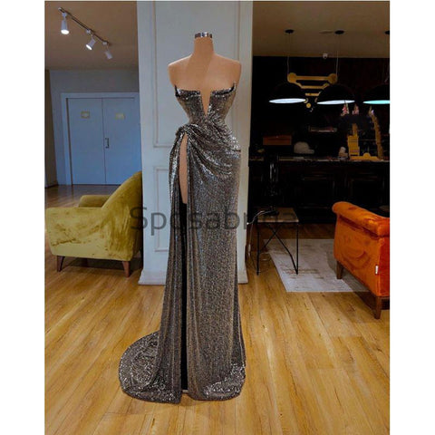products/Sparkly_Gray_Sequin_Unique_High_Slit_Cheap_Formal_Long_Prom_Dresses_1.jpg
