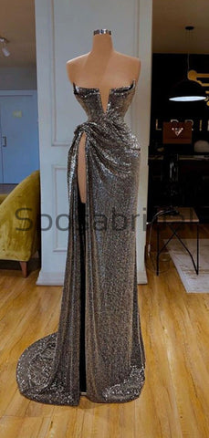 products/Sparkly_Gray_Sequin_Unique_High_Slit_Cheap_Formal_Long_Prom_Dresses_2.jpg