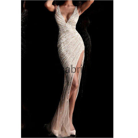 products/Sparkly_V-Neck_Mermaid_Side_Slit_Long_Unique_Design_Modest_Prom_Dresses_1.jpg
