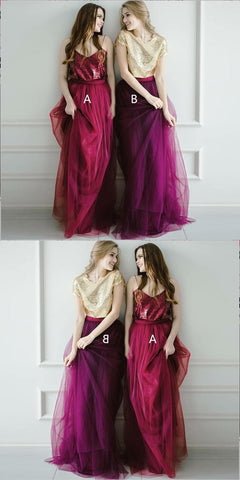 products/Two_Pieces_Tulle_And_Sequin_Sparkly_Pretty_Young_Spaghetti_Straps_Dark_Red_Gold_Burgundy_Bridesmaid_Dresses_2.jpg