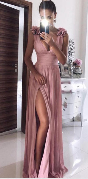 Uniqe Design Long Cheap Beautiful Elegant Most Popular Prom Dresses, PD1245